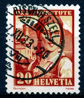 """HELVETIA - Mi Nr 268 - """"BISSCHOFSZELL"""" - (ref. 3142) - Used Stamps"""