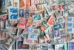 LOT DE 100 TIMBRES DE FRANCE NEUFS SANS GOMME - Collezioni