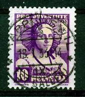 "HELVETIA - Mi Nr 288 - ""RAPPERSWIL"" - (ref. 3143) - Used Stamps"
