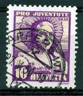 "HELVETIA - Mi Nr 288 - ""RAPPERSWIL"" - (ref. 3144) - Used Stamps"