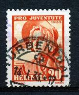 "HELVETIA - Mi Nr 289 - ""TURBENTHAL"" - (ref. 3145) - Used Stamps"