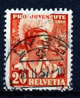 "HELVETIA - Mi Nr 308 - ""LYSS"" - (ref. 3146) - Used Stamps"