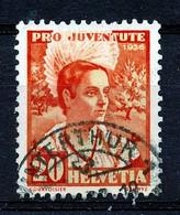 "HELVETIA - Mi Nr 308 - ""WINTERTHUR"" - (ref. 3148) - Used Stamps"