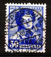 "HELVETIA - Mi Nr 309 - ""RAPPERSWIL"" - Cote 36,00 € - (ref. 3150) - Used Stamps"