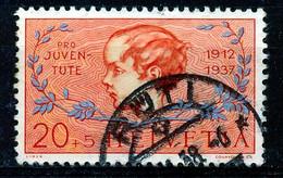 "HELVETIA - Mi Nr 316 - ""RÜTI"" - (ref. 3151) - Used Stamps"