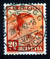 "HELVETIA - Mi Nr 401 - ""GLATTBRUGG"" - (ref. 3153) - Used Stamps"
