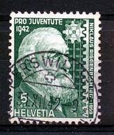 "HELVETIA - Mi Nr 412 - ""RAPPERSWIL"" - (ref. 3155) - Used Stamps"