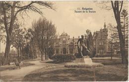 CPA - SOIGNIES - Square De La Station - Soignies