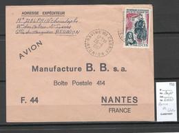 Reunion - Lettre RAVINE DES CABRIS - 1967 - Storia Postale