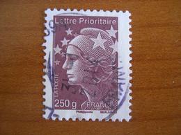 France  Obl  N° 4571 Cachet Rond Noir - 2008-13 Marianne Of Beaujard