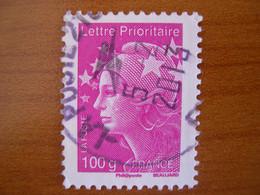 France  Obl  N° 4570 Cachet Rond Noir - 2008-13 Marianne Of Beaujard