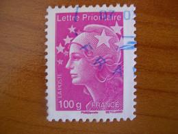 France  Obl  N° 4570 Cachet Rond Bleu - 2008-13 Marianne Of Beaujard