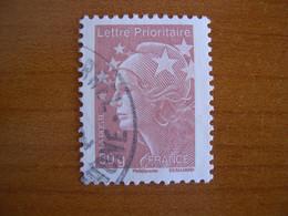 France  Obl  N° 4569 Cachet Rond Noir - 2008-13 Marianne Of Beaujard