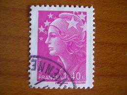 France  Obl  N° 4477 Cachet Rond Noir - 2008-13 Marianne Of Beaujard