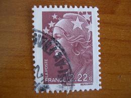 France  Obl  N° 4346 Cachet Rond Noir - 2008-13 Marianne Of Beaujard