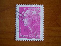 France  Obl  N° 4345 Cachet Rond Noir - 2008-13 Marianne Of Beaujard