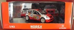 NOREV - CITROEN C2 SUPER 1600 - 1/43 - Norev