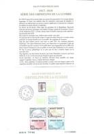 """Feuille """" Salon Philatélique Paris-Philex 2018"""" Orphelins De Guerres F5226 - Souvenir Blocks & Sheetlets"""