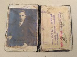 Szabadka Subotica - Tram Tramway Ticket 1930 1931 1933 - Kingdom Yugoslavia - Europe
