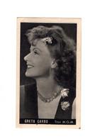 "11923 "" GRETA GARBO "" METRO GOLDWYN MAYER-STAR-PHOTO N° 5 - Unclassified"