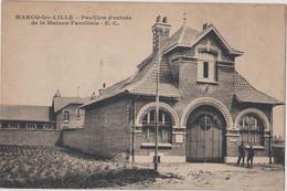 CP 59 MARCQ LEZ LILLE Maison Familiale - Marcq En Baroeul