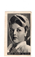 "11931 "" ANGELA LANSBURY "" METRO GOLDWYN MAYER-STAR-PHOTO N° 18 - Unclassified"