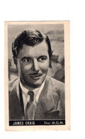 "11938 "" JAMES CRAIG "" METRO GOLDWYN MAYER-STAR-PHOTO N° 68 - Unclassified"