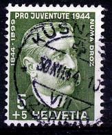 "HELVETIA - Mi Nr 439 - ""KÜSNACHT"" - (ref. 3161) - Used Stamps"