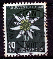 "HELVETIA - Mi Nr 440 - ""WETZIKON"" - (ref. 3163) - Used Stamps"