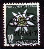 """HELVETIA - Mi Nr 440 - """"UZNACH"""" - (ref. 3166) - Used Stamps"""