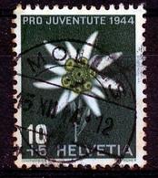 "HELVETIA - Mi Nr 440 - ""MOLLIS"" - (ref. 3167) - Used Stamps"