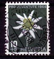 """HELVETIA - Mi Nr 440 - """"LANGNEAU (EMMENTAL)"""" - (ref. 3168) - Used Stamps"""