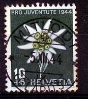 """HELVETIA - Mi Nr 440 - """"MITLÖDI"""" - (ref. 3169) - Used Stamps"""
