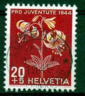 "HELVETIA - Mi Nr 441 - ""LUZERN 2"" - (ref. 3171) - Used Stamps"