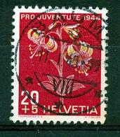"HELVETIA - Mi Nr 441 - ""BAUMA"" - (ref. 3173) - Used Stamps"