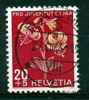 """HELVETIA - Mi Nr 441 - """"BAUMA"""" - (ref. 3173A) - Used Stamps"""