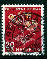 "HELVETIA - Mi Nr 441 - ""TURBENTHAL"" - (ref. 3174) - Used Stamps"