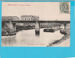 BERLAIMONT PONT SUR LA SAMBRE - Berlaimont