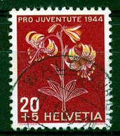 """HELVETIA - Mi Nr 441 - """"WALD"""" - (ref. 3175) - Used Stamps"""