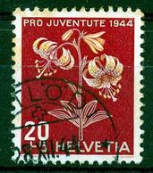 """HELVETIA - Mi Nr 441 - """"MITLÖDI"""" - (ref. 3176) - Used Stamps"""
