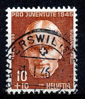 "HELVETIA - Mi Nr 466 - ""RAPPERSWIL"" - (ref. 3177) - Used Stamps"