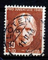 "HELVETIA - Mi Nr 466 - ""KLOTEN"" - (ref. 3179) - Used Stamps"
