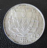 Portugal - Monnaie 2,50 Escudos 1951 En Argent - Portugal