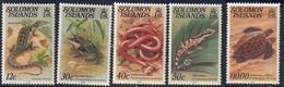 SOLOMON ISLANDS - Faune, Reptiles Et Batraciens - MNH - 1979-1983 - Solomon Islands (1978-...)