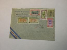 Guatemala Airmail Cover To USA 1939 - Guatemala