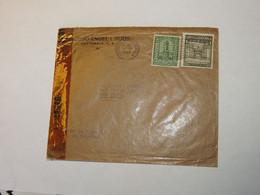 Guatemala Airmail Cover To USA 1943 - Guatemala