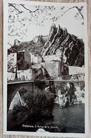 Sisteron Le Rocher De La Citadelle - Sisteron