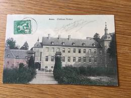 CP Ancienne D'Acoz : Château Pirmez (1914) - Gerpinnes