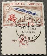 N° 1422  Avec Oblitération Cachet à Date D'Epoque De 1964 TB - Used Stamps