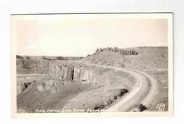 "Eastern Washington, USA. ""Along Vantage Quincy Highway, Eastern Washington "". 1947 Real Photo Ellis Postcard - Ohne Zuordnung"